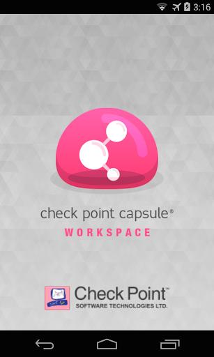 Capsule Workspace