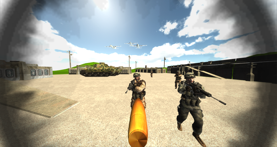 Army Sniper Shooter 3D- screenshot