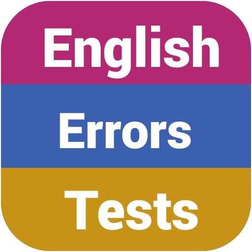 English Errors Tests LOGO-APP點子