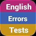 English Errors Tests icon