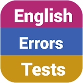 English Errors Tests