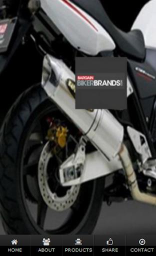 Bargain Biker Brands