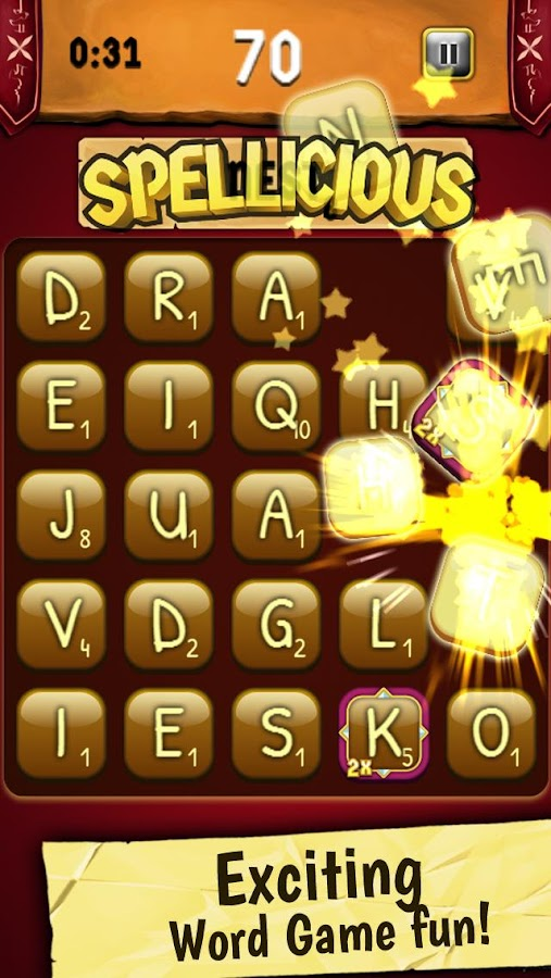 Spell Words - Magical Learning- screenshot