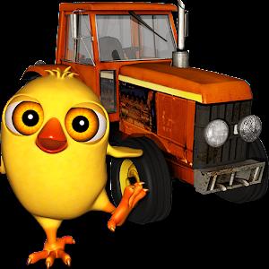 El Pollito Pio y el Tractor 3D for PC and MAC