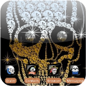 Diamond Skull [SQTheme] ADW logo