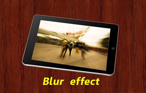 Blur Effect Tutorial