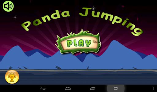 Panda Jumping Ad free