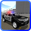 SUV Police Car Simulator 2.3 icon