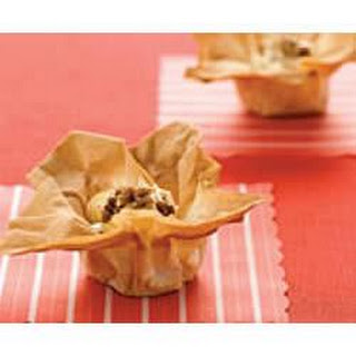 PHILADELPHIA Maple-Nut Tartlets