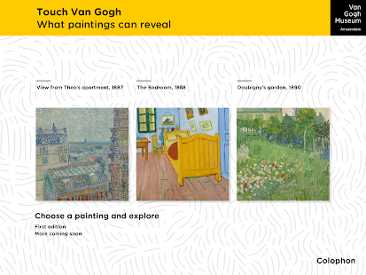 Touch Van Gogh- screenshot thumbnail
