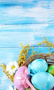 Easter Live Wallpaper screenshot 1