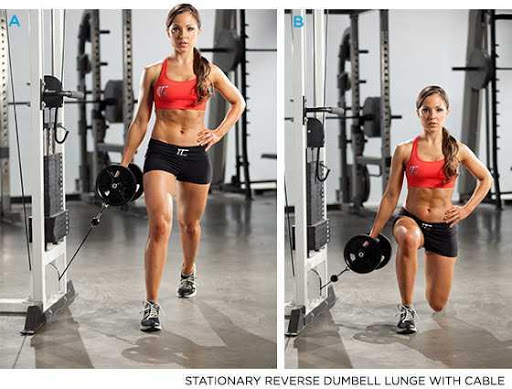 Workout Legs