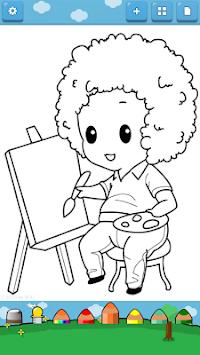 Anak Anak Mewarnai Pekerjaan Versi Terbaru Download Free