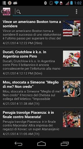 Tutte le notizie dello sport
