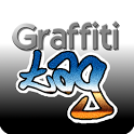 Graffiti Tag Wallpaper Maker icon
