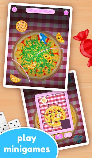 Pizza Maker Kids -Cooking Game  screenshots 17