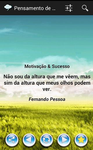 Pensamento de Hoje - Português