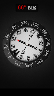 Compass PRO app for Android screenshot