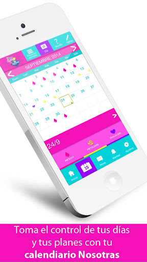 Mi Calendario by Nosotras 2.10 screenshots 1