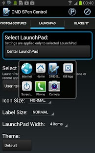 GMD SPen Control ★ root - screenshot thumbnail