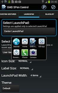GMD SPen Control ★ root - screenshot thumbnail