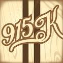 915 Kaffe logo