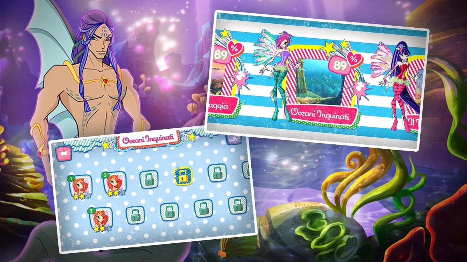 Winx Club Dress Up Games Download