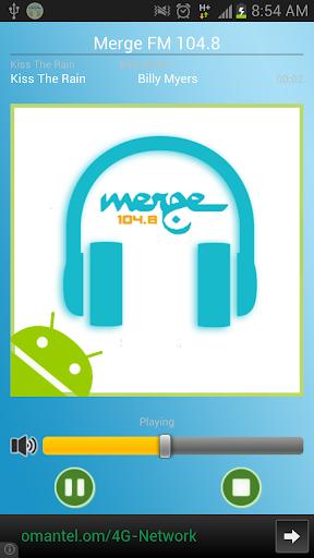 Oman Merge FM 104.8