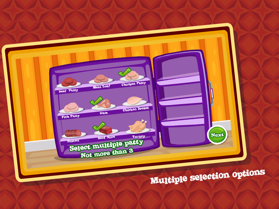 Burger Maker : Cooking Game - screenshot