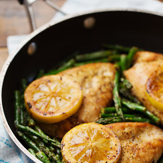 Healthy Chicken With Asparagus Recipes.