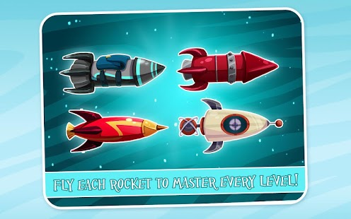Rocket Weasel Free - screenshot thumbnail