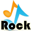 Rock Music Game Lite logo