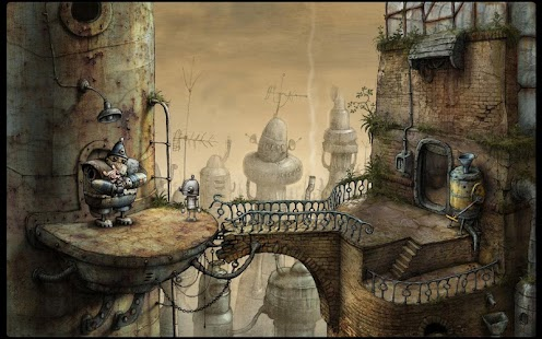 Machinarium - screenshot thumbnail