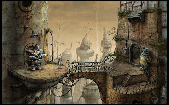 Machinarium APK screenshot thumbnail 3