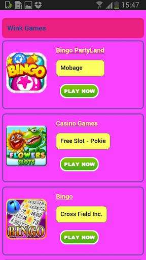 Best Wink Bingo App