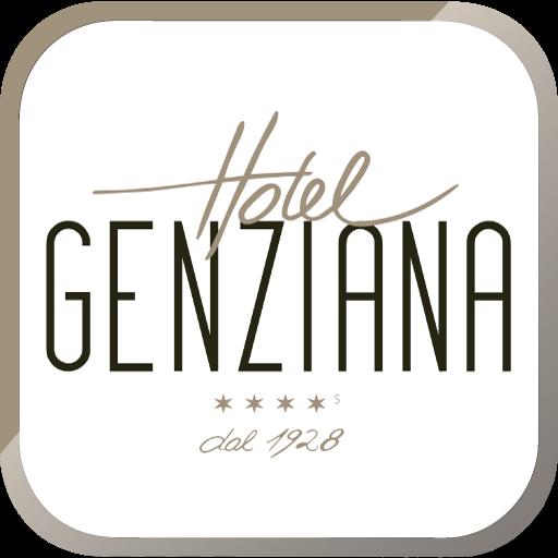 Genziana Hotel LOGO-APP點子