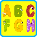 ABC Words for Kids Flashcards icon