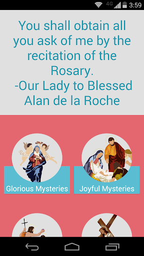 Rosary of Mother Mary