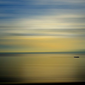 alone by Jan Robin - Landscapes Waterscapes