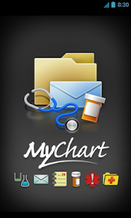 MyChart - screenshot thumbnail