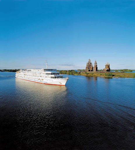 Viking-River-Cruises-ship-on-Volga - Your Viking River Cruises voyage down the Volga will explore Russia's historic cities, charming villages and pretty landscapes.