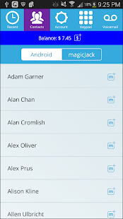 magicApp Calling & Messaging for Android (reviewed) - Appszoom