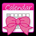 Girls Calendar logo
