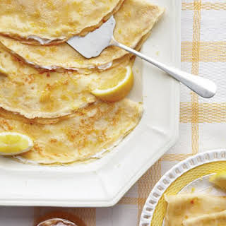 Lemon Crepes.