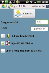 g:hu a GC/GG segédeszköz- screenshot thumbnail