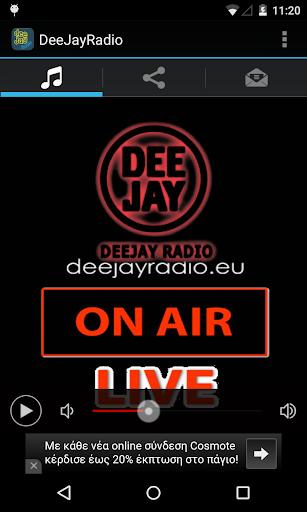 DeejayRadio