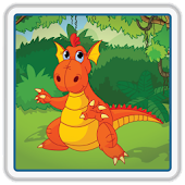 Dinosaur Games: Dino Scratch