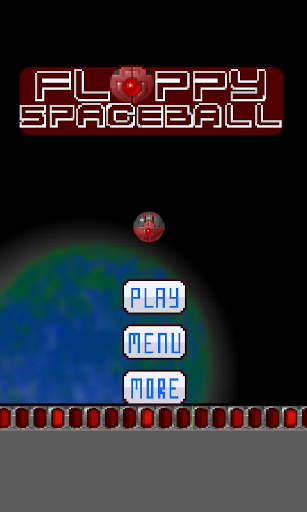 Floppy Space Ball
