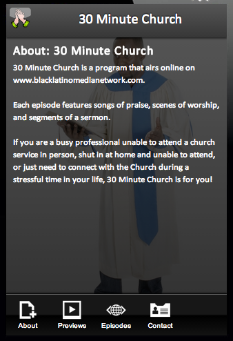 30 Minute Church