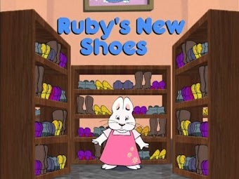 Ruby's Good Neighbour Report | Candy Counting |Ruby's New Shoes